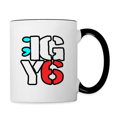 Team IGY6 Gaming Official - Contrast Coffee Mug