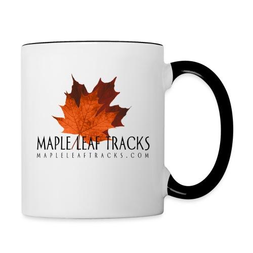 MLT Logo C - Contrast Coffee Mug