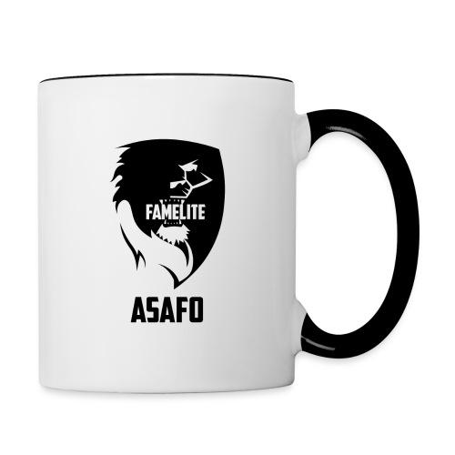AsafoHouse - FamElite Asafo - Contrast Coffee Mug