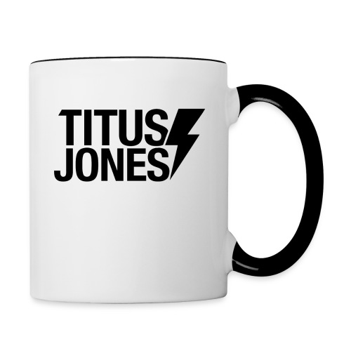 TJ - Contrast Coffee Mug
