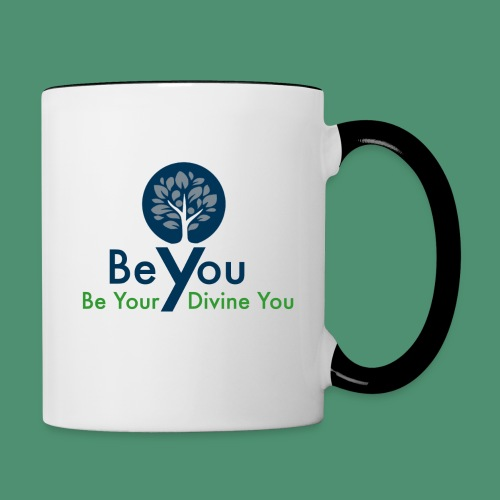 Be Your Divine You - Contrast Coffee Mug