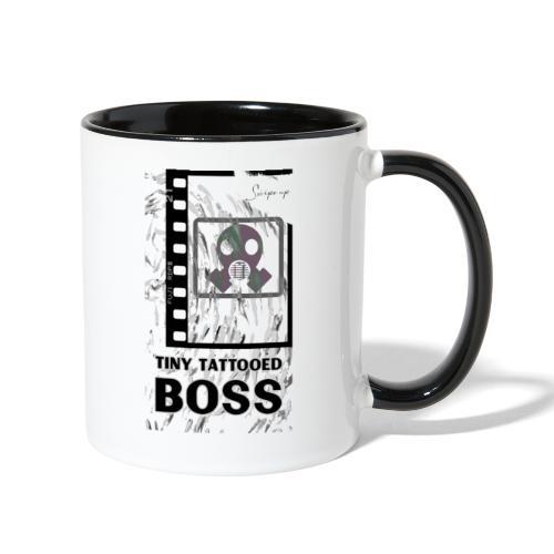 BOSS Film - Contrast Coffee Mug