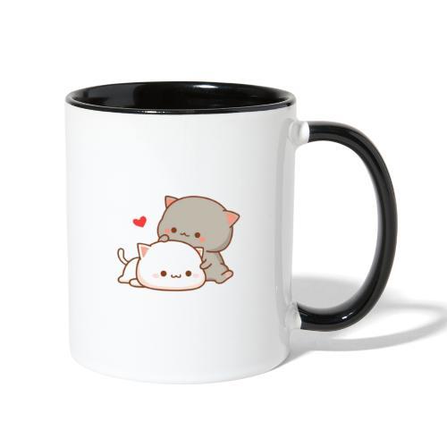 Love Cats - Contrast Coffee Mug