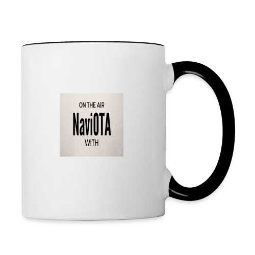 T Shirt Mug Hat - Contrast Coffee Mug