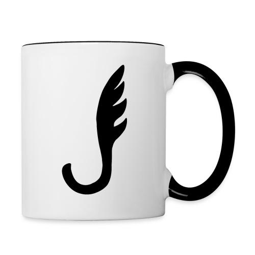 Jake T. Jansing Logo - Contrast Coffee Mug