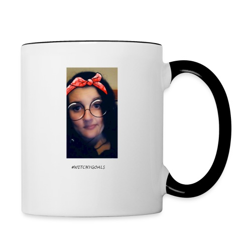 geek02 - Contrast Coffee Mug
