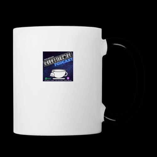 CTP LOGO - Contrast Coffee Mug