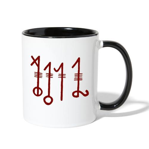 Svefnthorn (Version 2) - Contrast Coffee Mug