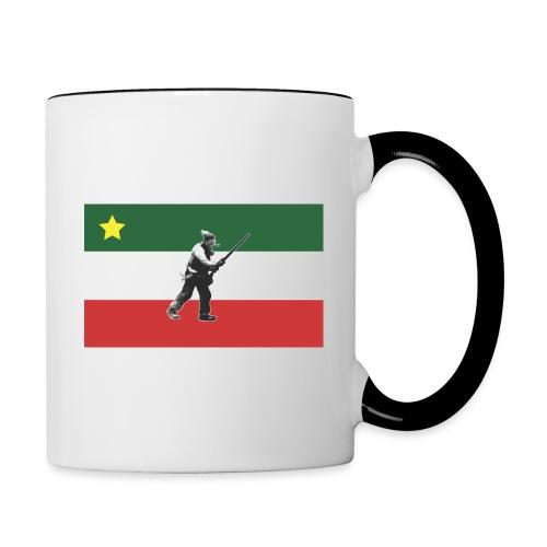 Patriote 1837 - Contrast Coffee Mug