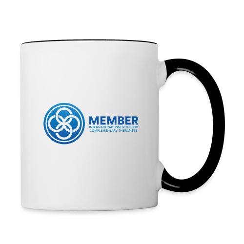 IICT Member Logo - Contrast Coffee Mug