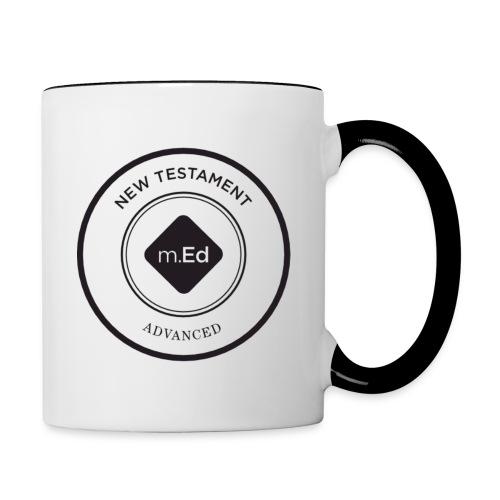 New Testament Advanced - Contrast Coffee Mug