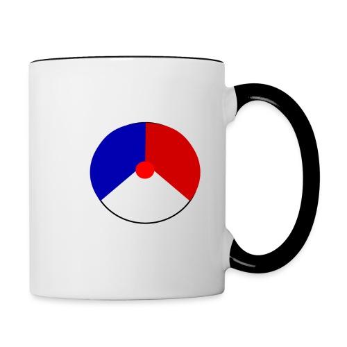 Dutch Symbol - Contrast Coffee Mug