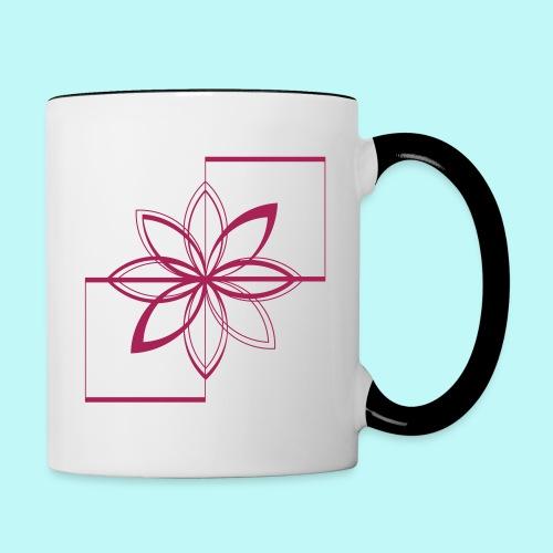 Colour Me DAIZEY Magenta - Contrast Coffee Mug