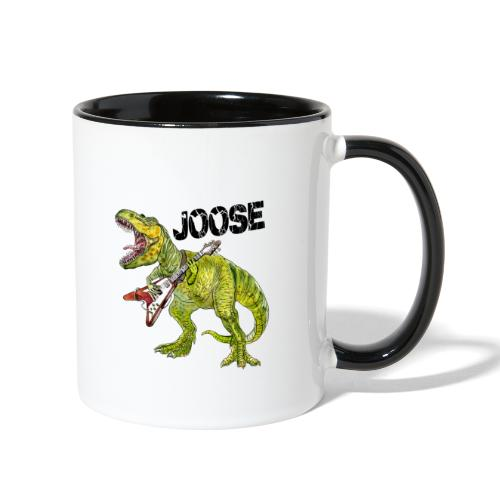 JOOSE T-Rex - Contrast Coffee Mug