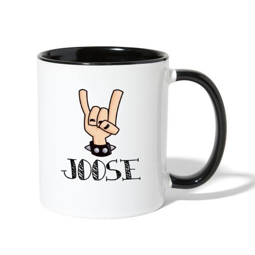 JOOSE HORNS - Contrast Coffee Mug