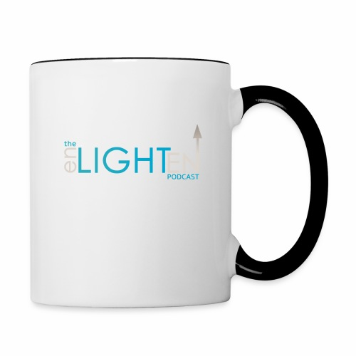 The enLIGHTenUP Podcast - Contrast Coffee Mug