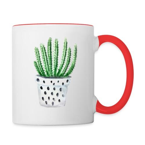 Cactus - Contrast Coffee Mug