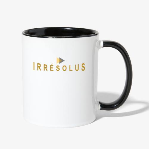 Irrésolus - Contrast Coffee Mug