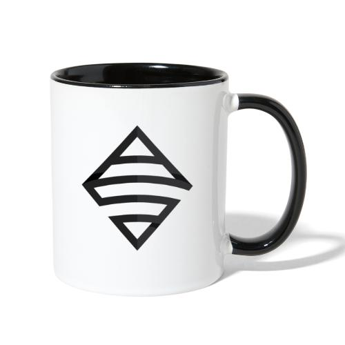Anthony B. Smoak Onyx Logo Design - Contrast Coffee Mug