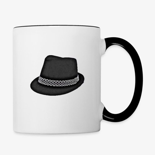 Bam FIlmz Logo - Contrast Coffee Mug