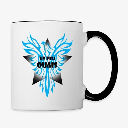 PHOENIX STAR UN PEU OUAIS - Contrast Coffee Mug
