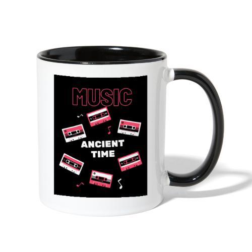 Music Ancient time - Contrast Coffee Mug
