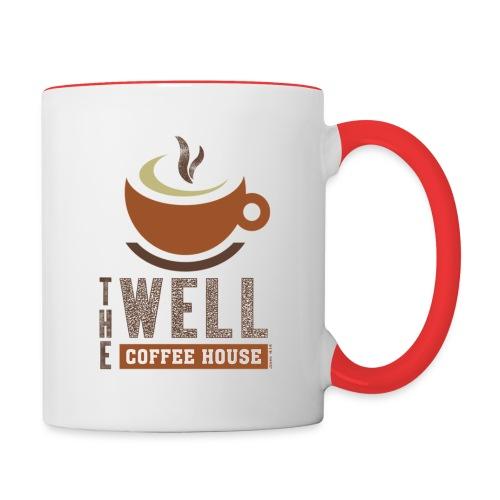 TWCH Verse Color - Contrast Coffee Mug