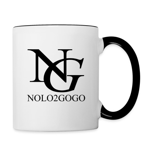 Nolo Parody Merch #3 - Contrast Coffee Mug