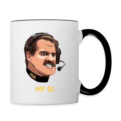 Mean Mug (HOF) - Contrast Coffee Mug