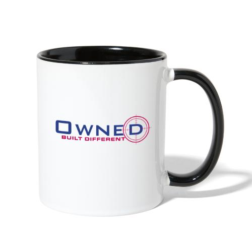 Owned Clothing - Contrast Coffee Mug