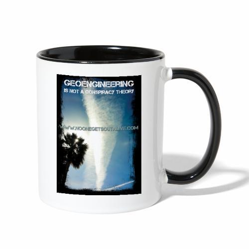 Geoengineering - Contrast Coffee Mug