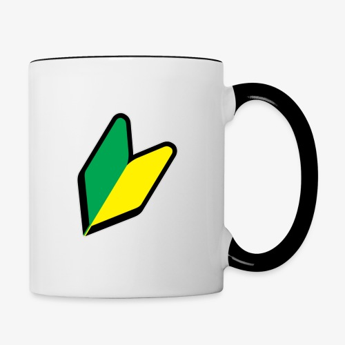 JDM - Contrast Coffee Mug
