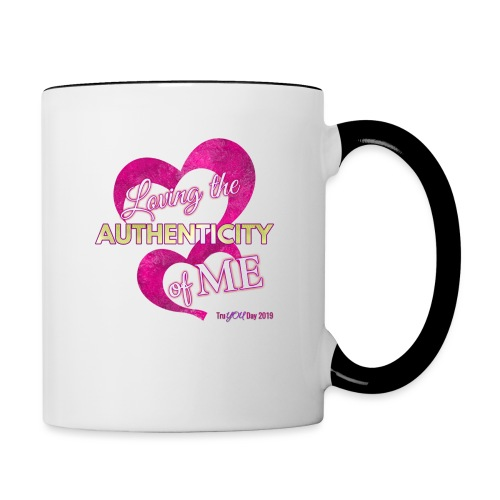 The Tru YOU Collection by Miss BJB - Contrast Coffee Mug