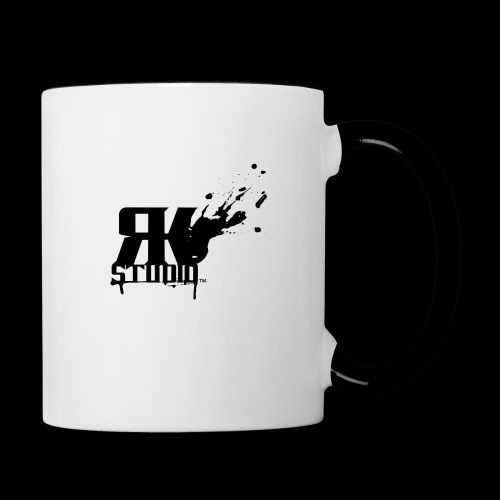 RKStudio Black Version - Contrast Coffee Mug