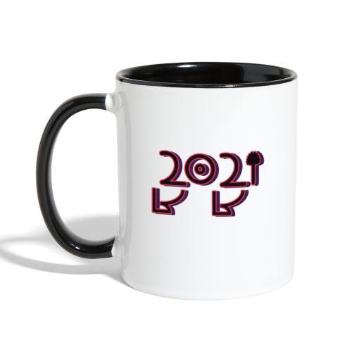 2021 - Contrast Coffee Mug