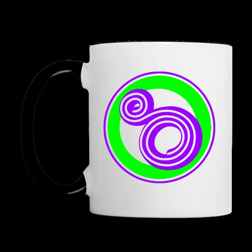 Classic Logo - Contrast Coffee Mug