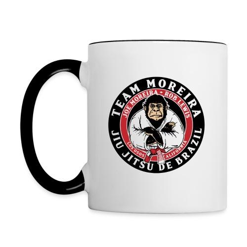 TMLO Logo for Accessories and Gear - Contrast Coffee Mug