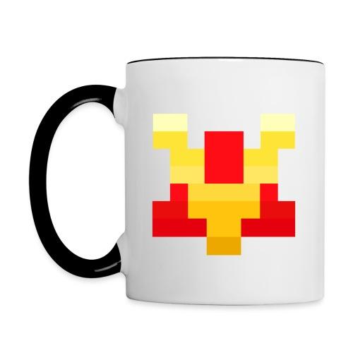 Venturian LOGO png - Contrast Coffee Mug