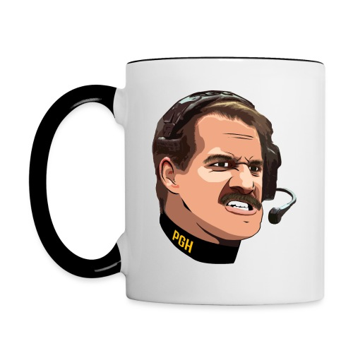 Mean Mug - Contrast Coffee Mug