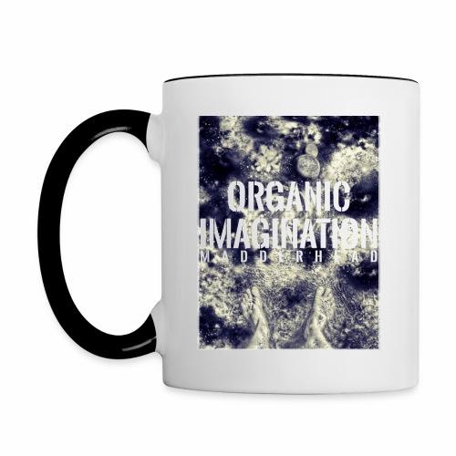 Organic Imagination (Galaxy) - Contrast Coffee Mug