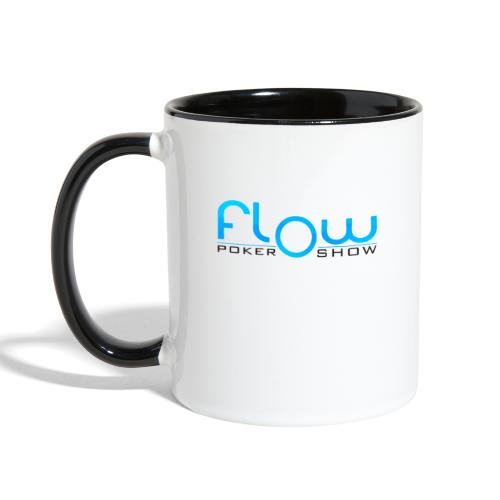 Poker Flow Show Mugs - Contrast Coffee Mug