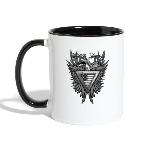 Born Free - Contrast Coffee Mug