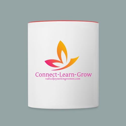pinkng 1 png - Contrast Coffee Mug
