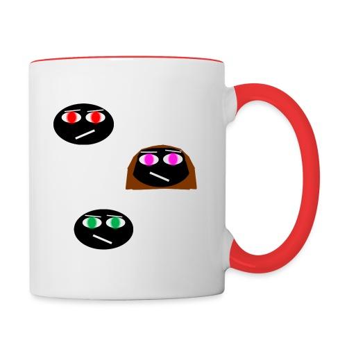 MaryHead - Contrast Coffee Mug