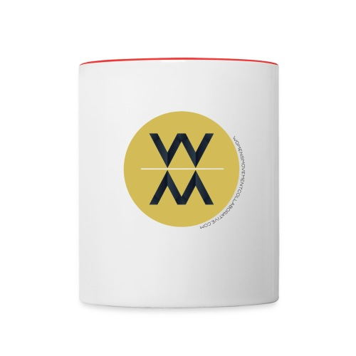 Womens Movement Collaborative 2018 Fall Line - Contrast Coffee Mug