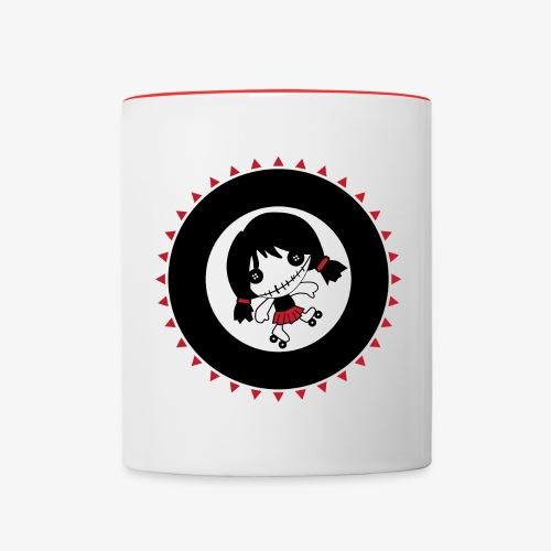 03 WIRG NoText Color Logo - Contrast Coffee Mug