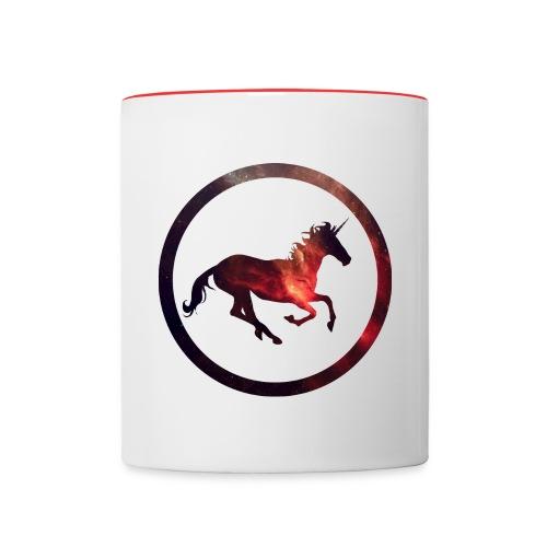 Believe Unicorn Universe 2 - Contrast Coffee Mug
