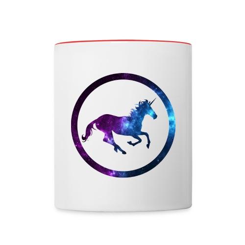 Believe Unicorn Universe 3 - Contrast Coffee Mug