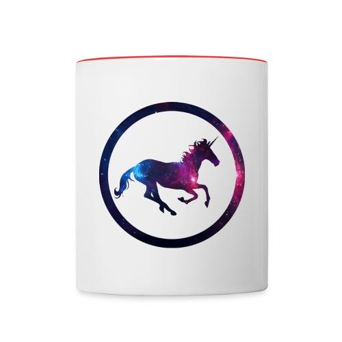 Believe Unicorn Universe 1 - Contrast Coffee Mug
