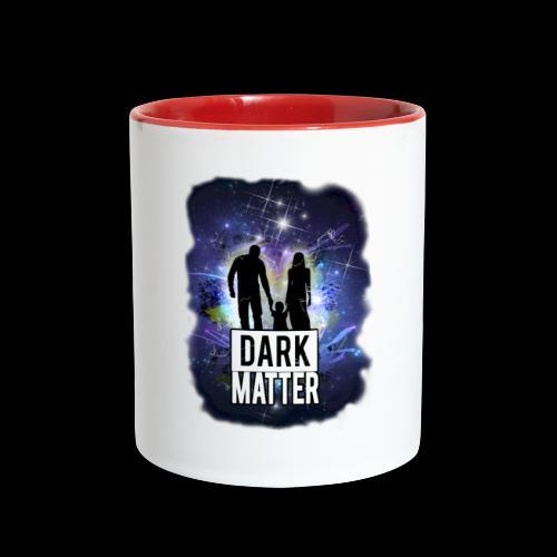 Dark Matter - Contrast Coffee Mug